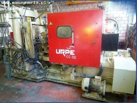 Máquina de fundición URPEMAK URPE CC 50 2005