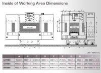 CNC verticaal bewerkingscentrum Wele / Toyoda AA1680 VF1680 2012-Foto 5
