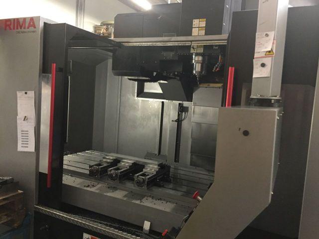 CNC verticaal bewerkingscentrum Wele / Toyoda AA1680 VF1680 2012