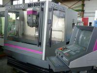 CNC vertikale maskineringssenter DECKEL MAHO 600 W