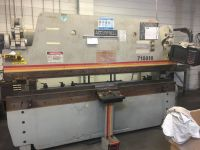 Hydraulic Press Brake ACCURPRESS 710010