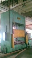 H Frame Hydraulic Press HYDRAULICO 400/240 Mp 1976-Photo 2