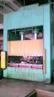 H Frame Hydraulic Press HYDRAULICO 400/240 Mp 1976-Photo 4