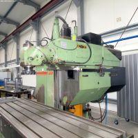 CNC Milling Machine LAGUN FBF 2600 1992-Photo 2