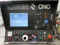 CNC Milling Machine LAGUN FBF 2600 1992-Photo 4