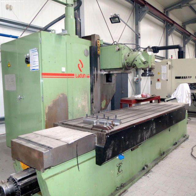 CNC Milling Machine LAGUN FBF 2600 1992
