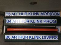 Универсальный заточной станок ARTHUR KLINK RSHA 2500/225 1982-Фото 11