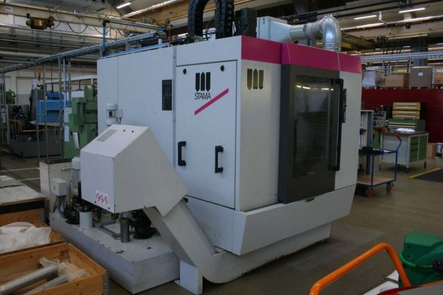 CNC Vertical Machining Center STAMA MC 325 1998