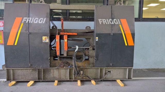 Przecinarka taśmowa FRIGGI STP 520 X 700 ACN 2001