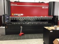 CNC särmäyspuristimen AMADA HG 2204-M20