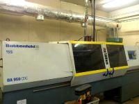 Plastics Injection Molding Machine BATTENFELD 950 CDC