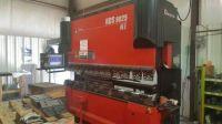 CNC särmäyspuristimen AMADA HDS8025N