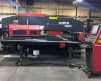 Turret Punch Press AMADA VIPROS III 3510 NT