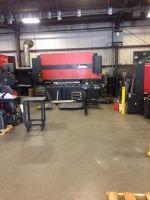CNC Hydraulic Press Brake AMADA HFB2204 1995-Photo 2