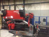 CNC Hydraulic Press Brake AMADA ASTRO 100NT 2007-Photo 2
