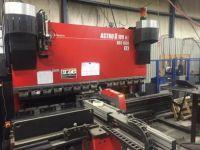 CNC Hydraulic Press Brake AMADA ASTRO 100NT 2007-Photo 3