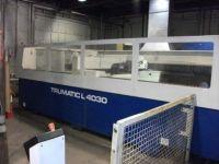 2D Laser TRUMPF L4030 2000-Photo 3
