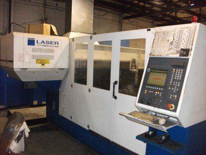 2D Laser TRUMPF L4030 2000
