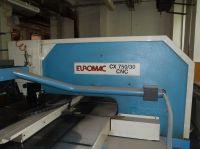 Wykrawarka EUROMAC CX 750/30 1997-Zdjęcie 3
