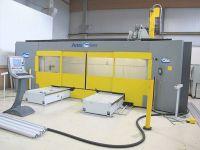 CNC Vertical Machining Center CMS ARES 48-18-APC-PX5