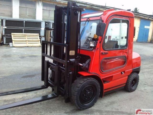 Front Forklift Yuchai 3 T 2006