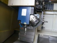 Horizontales CNC-Fräszentrum SW Schwäbsiche Werkzeugmaschinen GmbH BA 25 CNC 1999-Bild 5
