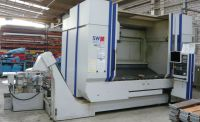 CNC Horizontal Machining Center  BA 25 CNC
