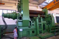 4 Roll Plate Bending Machine VERRINA CL 3 1974-Photo 3