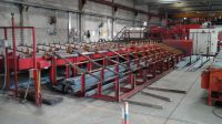 Zaginarka do blachy CNC MEP MEP CUT LINE