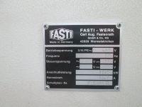 Folding Machines for sheet metal FASTI 212 2002-Photo 3