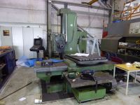 Horizontal Boring Machine TOS wh 10