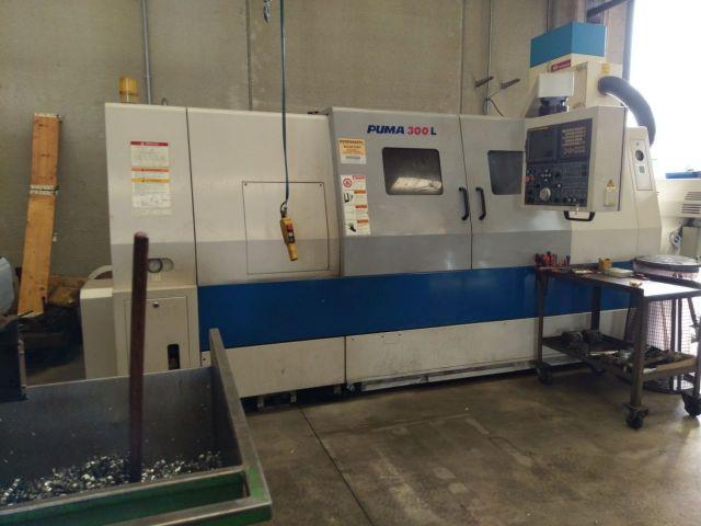 CNC soustruh DAEWOO PUMA 300 L 2005