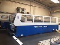 Laserschneide 3D TRUMPF TRUMATIC L 4030 2002-Bild 3