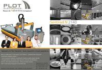 Frezarka bramowa Plot Electronics Sentinel N 2140 2017-Zdjęcie 2