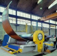 Folding Machines for sheet metal MG гибочные вальцы 3-валковые станки типа AK 2017-Photo 2
