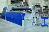 Folding Machines for sheet metal MG гибочные вальцы 3-валковые станки типа AK