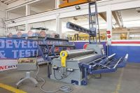 Folding Machines for sheet metal MG гибочные вальцы 4-валковые станки типа MH 2017-Photo 3