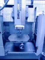 CNC Fräsmaschine DMG DMU  50 2002-Bild 3