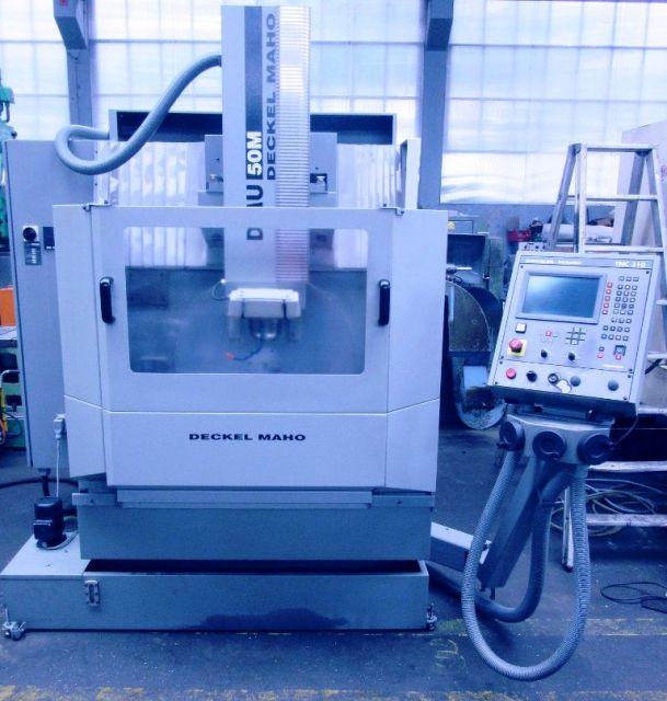 CNC Fräsmaschine DMG DMU  50 2002