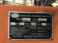 Pressa ad iniezione per materie plastiche LEWIS 200V