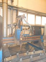 Gas Cutting Machine MESSER GRIESHEIM CORTINA DS 2100 1999-Photo 4