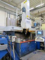 CNC Vertical Turret Lathe TOS-HULIN SKIQ 8 CNC