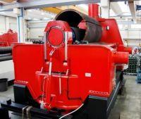 3-Walzen-Blecheinrollmaschine DAVI MAV 3085 3100 mm x 136 mm