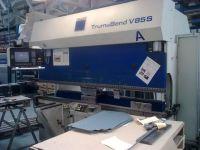 Prasa krawędziowa hydrauliczna CNC TRUMPF TrumaBend V85S