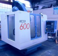 CNC Vertical Machining Center FAMUP MCX  600