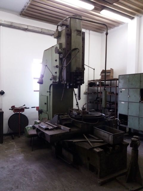 Vertical Slotting Machine ČZ STRAKONICE 7 D 450 1957