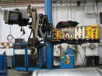 Naht-Schweißmaschine SAF NERTINOX TH500 1997-Bild 3