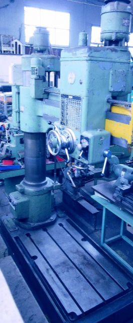 Radial Drilling Machine WEBO BR  32  R 1965