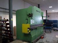 Prasa krawędziowa hydrauliczna CNC COLGAR PIS 1526/32 FAC 1995-Zdjęcie 8