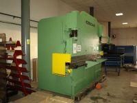 Prasa krawędziowa hydrauliczna CNC COLGAR PIS 1526/32 FAC 1995-Zdjęcie 9